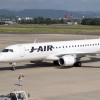 ジェイエア、伊丹-新潟線にE190 クラスJ設定、6月8日から
