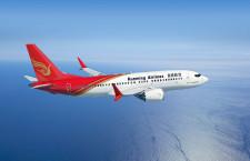 昆明航空、737 MAX 7を10機発注へ