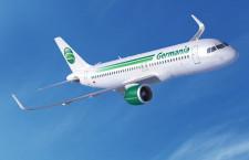 ゲルマニア・グループ、A320neoを25機発注