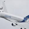 エアバス、A380飛行試験機を寄贈 仏博物館に