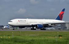デルタ航空、日本6路線減便 羽田も対象、関空-シアトル期間運休