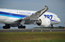ANA、10月以降欠航なし 787エンジン不具合