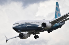 737 MAX、迎角不一致警告を標準装備に