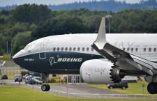 ボーイング19年納入、前年の半数以下に 737MAX事故響く