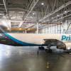 アマゾン、専用貨物機「Amazon One」披露 40機導入へ