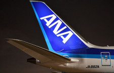 ANA、羽田-ウィーン19年2月就航へ 深夜発、ビジネス需要狙う