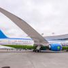 ウズベキスタン航空、787-8初号機受領 独立記念日に到着