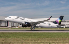 ボラリス、A320neo初号機受領 186席仕様、米大陸2社目