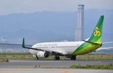 春秋航空日本、成田ー関西運休へ 中国新路線検討