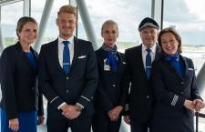 スカンジナビア航空、制服刷新 17年ぶり
