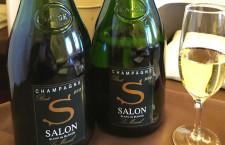 幻のシャンパン「サロン」を飲み比べてみた 特集・JALファーストクラスで行くロンドン(4・完)