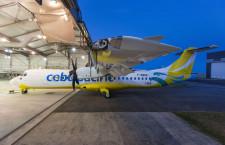 セブパシフィック航空、ATR72-600初号機受領