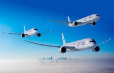 カタール航空、787-9を30機発注 777-300ERも10機、737 MAX 8大量導入へ