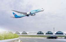 中国南方航空、787-9を12機発注