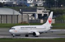 JTA、737-400のシミュレーター体験会 18年1-2月に那覇開催
