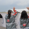 HAC、JALとサービス統一 便名や優先搭乗