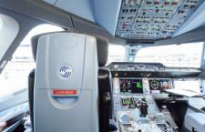 大型ディスプレイ並ぶコックピット 写真特集・ベトナム航空A350-900就航(後編)