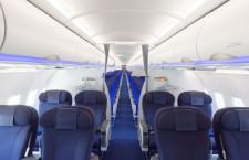 電動シートのプレミアムクラス 写真特集・ANA A321ceo国内線仕様(前編)