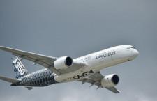 エアバス、A350貨物機を7月受注開始か ブルームバーグ報道