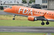 FDA、札幌発着2路線7月から再開 新千歳と丘珠