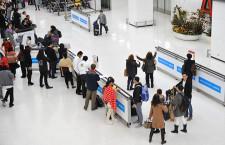 11月の訪日客、5.6万人 危険情報引き下げ、増加傾向に