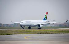 南アフリカ航空、A330-300初受領 242トン増加型、5機リース導入へ