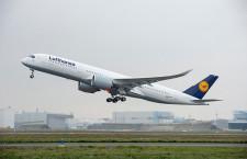 ルフトハンザ、A350を羽田-ミュンヘン投入 12月から