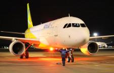 バニラエア、10機目のA320成田到着 年内に11号機も