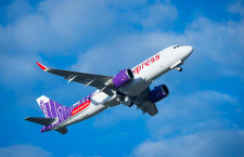 香港エクスプレス航空、A320neo初号機受領