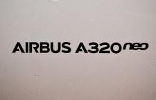 エアバス、機体価格1%値上げ A320neoは1億ドル