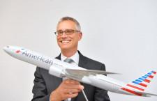 「JALと強い関係築く」特集・アメリカン航空アイソム社長の日本戦略