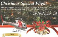 朝日航洋、クリスマスに都心ヘリ遊覧