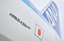 新型エンジンで低燃費低騒音 写真特集・ANA A320neo初号機就航(3・終)