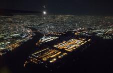 羽田空港の点検車両、滑走路に無断進入 ピーチ機が着陸中