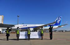 ANAのA320neo、国際線に初就航 成田から上海へ