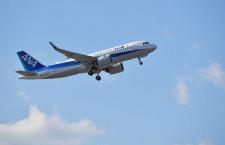 ANA、ウラジオストク20年3月16日就航へ 成田から週2往復、A320neoで