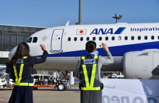 ANA、北京・上海でアリペイ決済 欠航補償など空港で待ち時間短縮