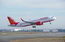 エア・インディア、A320neo受領 インド3社目、リース導入