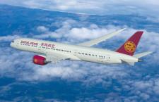 上海吉祥航空、日本人機長募集 6月に説明会