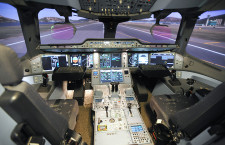A350のパイロット養成拠点 写真特集・シンガポールのエアバス訓練施設