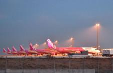 ピーチ、5日は関空全便欠航 乗客やA320被害なし