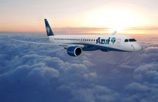 エンブラエルE195-E2、アズール・ブラジル航空がローンチカスタマー 最大50機導入