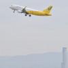 バニラエア、関空便は22日から全便運航