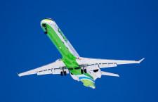 ビンテル・カナリアス、CRJ1000リース導入