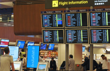 中国国内利用率、39.3pt減48.5% 新型コロナ大きく響く IATA、20年2月旅客実績