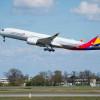 アシアナ航空、A350関空投入 6月15日から