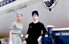 エールフランス航空、歴代制服と写真展示 所沢航空発祥記念館で