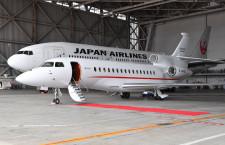 JAL、丸紅とビジネスジェット新会社