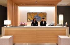 和のテイストで空港2店舗目 特集・ファーストキャビン関西空港