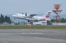 天草エア、JAC共通事業機の運用再延長 ATR42-600リース